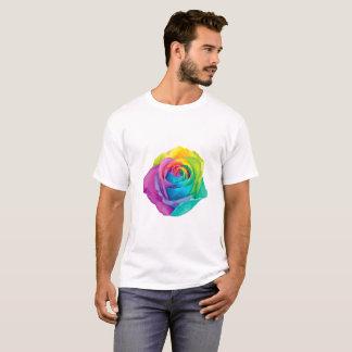 Mens Flower T-Shirt
