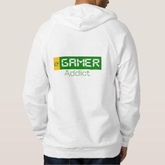 Mens Fnatic Egamer Addict Clothing Tshirt