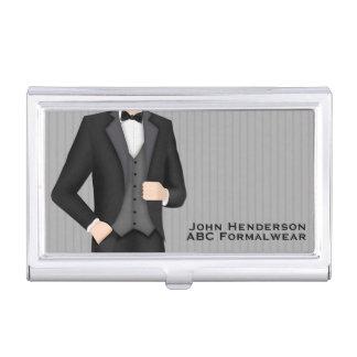 Men's Formal Wear Business Card Holder