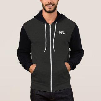 Men's Full-Zip Hoodie (face logo)