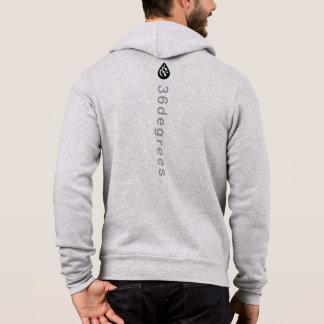 Men's full zip up hoddie hoodie