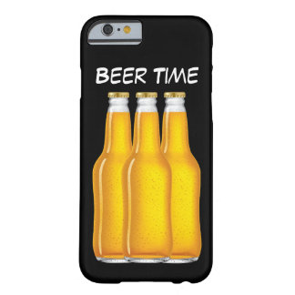 Men's Fun Manly Design Barely There iPhone 6 Case