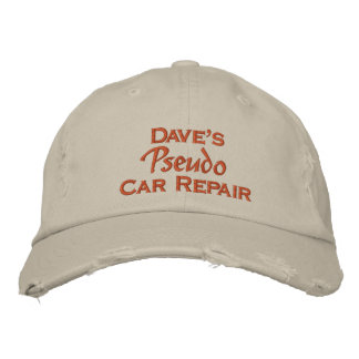 Men's Funny Embroidered Hats