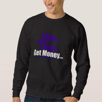 Men's Get Money Crew Neck Sweatshirt