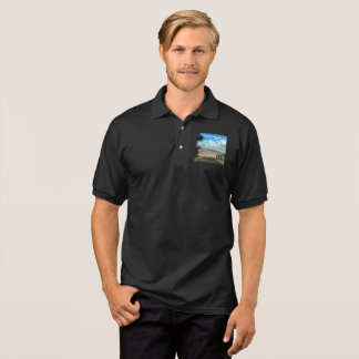 Men's Gildan Jersey Polo