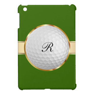 Men's Golf iPad Mini Case