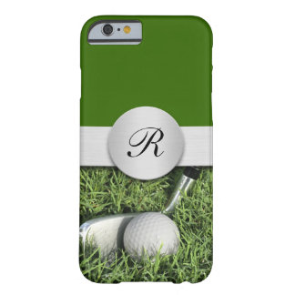 Men's Golf Theme Cases Barely There iPhone 6 Case