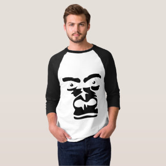 Men's Gollria Basic 3/4 Sleeve Raglan T-Shirt