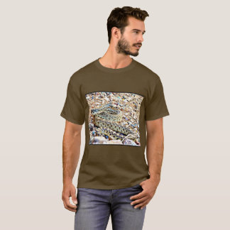 Men's Gopher Snake Brown Tee Shirt