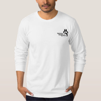 Men's Gray/Black Fitted Long Sleeve - Coastal GSR T-Shirt