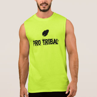 Men's Green Muscle Workout Tank