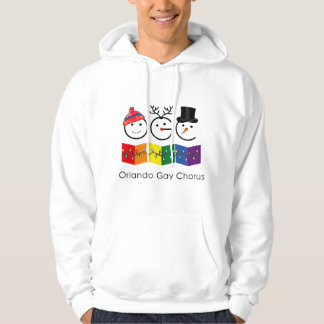 Men's Holiday Hoodie - OGC