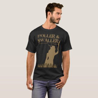 Mens Holler & Swaller T-shirt
