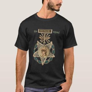 Mens Honor Squad Black T-Shirt