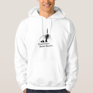 Men's Hooded Jumper OGNR Logo Black Hoodie