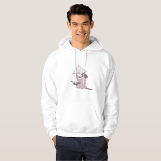 MEN'S HOODED SWEATSHIRT - JAPANESE SAMURAI