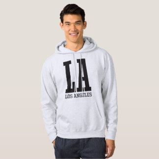 Men's Hooded Sweatshirt LA Los Angeles Athletics