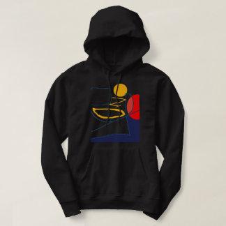 Men's Hooded Sweatshirts Original Art Sweatshirt