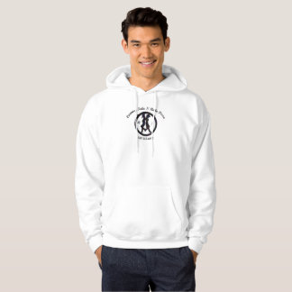 Men's Hoodie with Country Take N Bake Pizza Logo