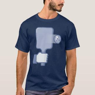 Men's I Like Pickleball T-shirt (Blue)