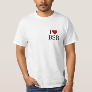 Men's I LOVE BSB T-Shirt