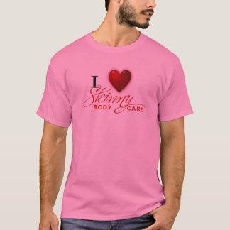Men's I love Skinny T-Shirt