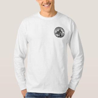 Men's Idy Judo Long Sleeve T-Kanji Back T-Shirt