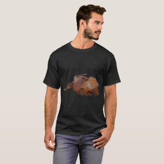 Men's iguana shirt