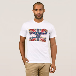 Men's Impeachment Party 2018 T Shirt