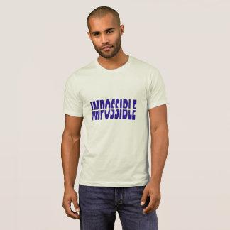 Men's IMPOSSIBLE Crew Neck T-Shirt