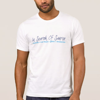 Men's In Search of Sunrise T-shirt