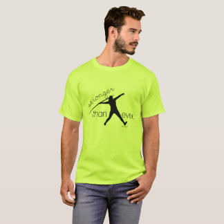 Men's Javelin Thrower T-Shirt
