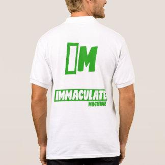 Men's Jersey Polo Shirt - IMMACULATE MACHINE
