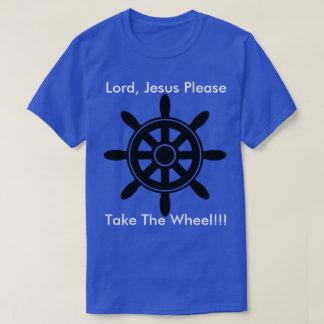 Men's Jesus take the wheel T-Shirt