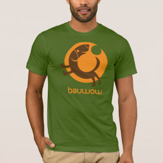 Mens Khaki American Apparel Shirt