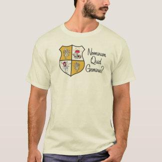 Mens' Larry Miller Drinking Society Shirt