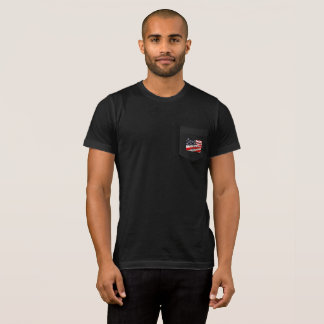 Men's Liberty & Justice Pocket T-Shirt