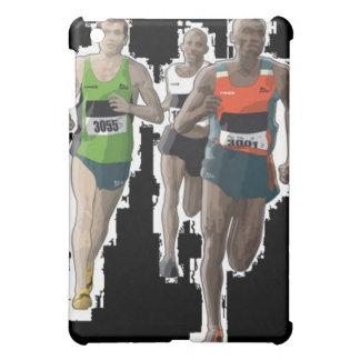 Mens Long Distant Runners - iPad Mini Case