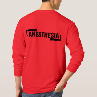 Men's Long Sleeve Anesthesia Shirt