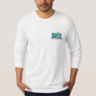 MENS LONG SLEEVE FITTED TSHIRTS