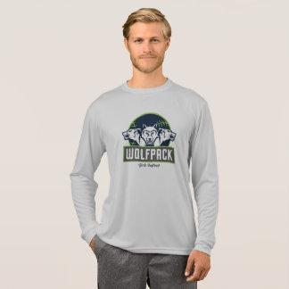 Men's Long sleeve Sport-Tek Coach's T-Shirt