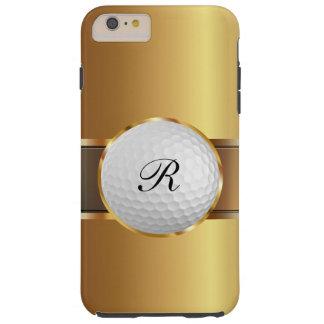 Men's Luxury Golf Business Tough iPhone 6 Plus Case