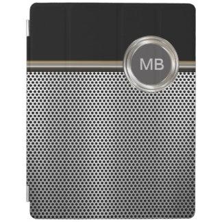 Men's Masculine Monogram iPad Case iPad Cover