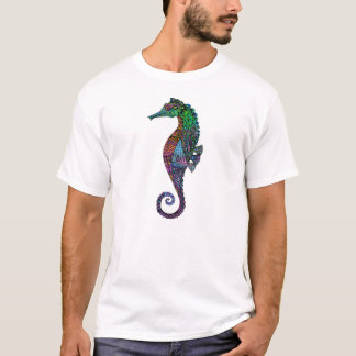 Mens Mister Electric Seahorse Shirts
