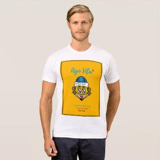 (Men's) Modern Style Ago Vita T-Shirt
