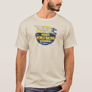 Men's MONACO WORLD RACING CHAMPIONSHIP T-Shirt