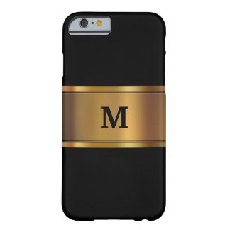 Men's Monogram Smartphone Case