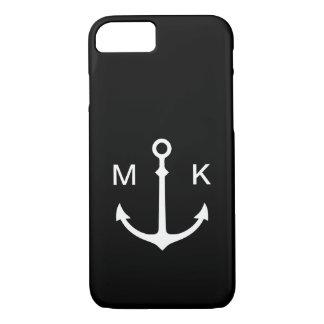 Mens Nautical Monogram iPhone 8/7 Case