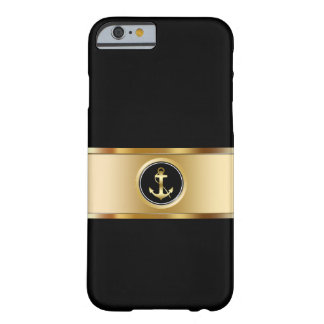 Men's Nautical Theme Barely There iPhone 6 Case