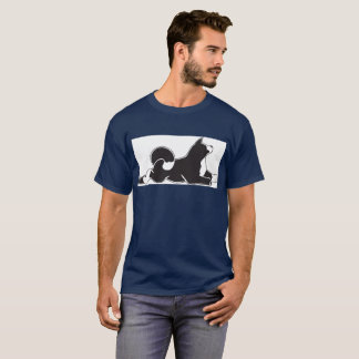 Men's Navy MARS T-shirt